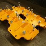 Ensemble 2 paires d'outils de pose et dépose des unités de frein X73500