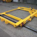 Lorry pour essieux AGC
