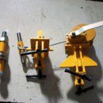Outillage de démontage des blocs frein