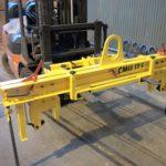 Palonnier essieux pont roulant ou chariot élévateur